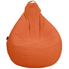 Puff Pera XL Naranja, Original Loconfort