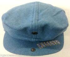 NBA Denver Nuggets Reebok Newsboy Snap Visor Cap Hat NEW!