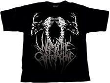 MILKING THE GOATMACHINE Spine T-Shirt XL / Extra-Large (o164) 159778