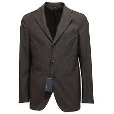 2951N giacca uomo LARDINI marrone jacket coat man