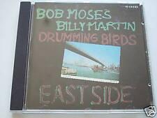 BOB MOSES - BILLY MARTIN / TAMBOR BIRDS CD (E950)