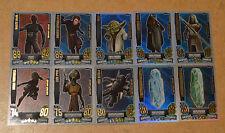 Force Attax Clone Wars Serie 4 *LE limitierte Auflage aussuchen Topps Star Wars*