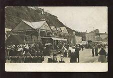 I.O.M.  MANX Derby Castle Station PPC 1904