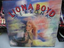 LIONA BOYD PERSONA PROMO RECORD LP ALBUM