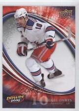 2008-09 Upper Deck Power Play Box Set Base 189 Nigel Dawes New York Rangers Card