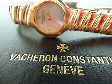 Vacheron Constantin Classique  RARE 18k Yellow Gold woman's watch.