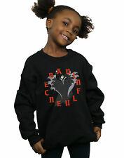 Disney Girls Maleficent Bad Influence Sweatshirt