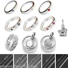 Taufring mit Kette Echt 925 Silber Taufkette Ring Engel Tauf Schutzengel Schmuck