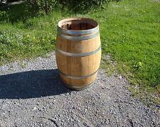 Neues Kastanienfaß 100 Ltr. Holzfaß,Regentonne,Wasserfass,Fass,Weinfaß, Tischfaß