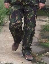 Genuine British Army DPM Woodland Combat GoreTex Waterproof Trousers Many Sizes