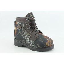 Rocky Boys' Infant 3410 Brown Full Grain/Mossy Oak Break Boots SALE!!!