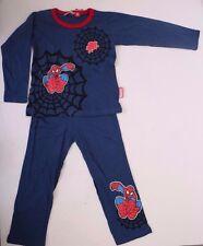 Marvel Spider-Man Pajama Sleepwear 2-Piece Set  Sizes 3,5,7,9 (98,104,116,128)