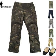 Army Men's Combat Cargo Pants Gen3 G3 Military Tactical SWAT BDU Casual Trousers