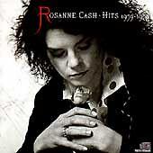 Hits 1979-1989  Rosanne Cash Early CBS Columbia CD 1989 UPC 07464450542 CK 45054