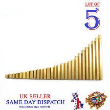 5x M3 esagonale in ottone rame Pilastro Donna Hex Stand-Off Distanziale diverse dimensioni
