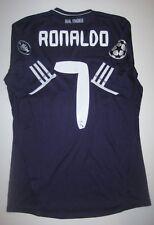 Adidas Real Madrid Cristiano Ronaldo Jersey 2010 Third Champions League Shirt