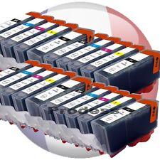 Cartouches d'encre compatibles pour Canon MP 620 ( PGI520 CLI521 PG520 CL521 )