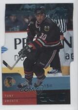 2000-01 Upper Deck Ice Legends #9 Tony Amonte Chicago Blackhawks Hockey Card