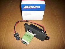 A/C Delco~Heater Blower Motor Resister~22807122~Silverado~Avalanche~NIB