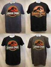 New Jurassic Park Universal Studios Adult Mens S-M-L-XL-2XL Licensed Shirt