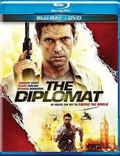 The Diplomat (Blu-ray Disc, 2010, 2-Disc Set) Dougray Scott Claire Forlani