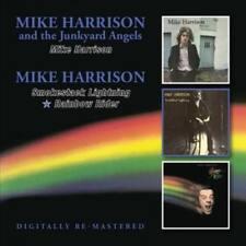 MIKE HARRISON - MIKE HARRISON/SMOKESTACK LIGHTNING/RAINBOW RIDER NEW CD