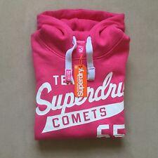 Womens Superdry Team Comets Entry Hoodie sweatshirt hoody