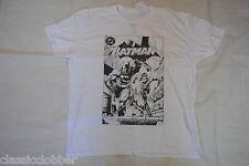 Batman b&w comics t shirt bnwt officiel film film dc comics tous les héros
