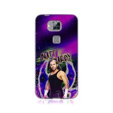 OFFICIAL WWE MATT HARDY SOFT GEL CASE FOR HUAWEI PHONES 2