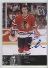 2013-14 Ultimate Collection 1997 Legends Autographs #AL-52 Doug Wilson Auto Card