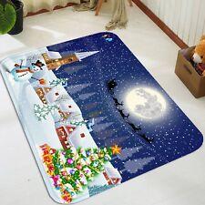 3D Christmas Eve 084 Non Slip Rug Mat Room Mat Quality Elegant Photo Carpet AU