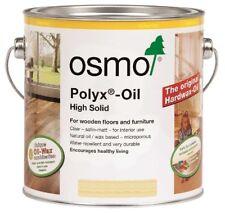 Osmo Polyx Hard Wax Oil - Clear - Matt, Satin, Glossy and Semi-Matt - All Sizes