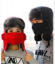 New Fashion Man & woman Winter Warm Hat Cap Protect ears present