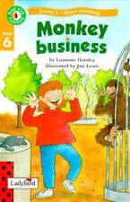 Monkey Business, Horsley, Lorraine; Lewis, Jan; Jackson, Shirley; Spenceley, Ann