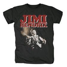 Jimi Hendrix - Block Logo - Official Mens T Shirt