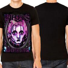 KND Edward Scissorhands Parody Art Johnny Depp Tim Burton Men T-Shirt Black S-3X