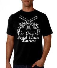 The Original Social Justice Warriors T-Shirt | Pro Gun, 1776, 2nd Amendment AR15