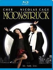 Moonstruck (Blu-ray Disc, 2011) Nicolas Cage, Cher    BRAND NEW