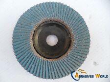 40 X 100mmX16mm  Flap Sanding Grinding Polishing Wheels Discs Factory Clearance