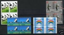 Nederland Gelegenheidszegels 1973 1032-1035 blokken v 4 -POSTFRIS