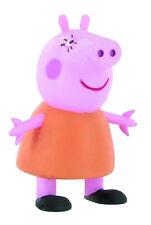 Peppa Pig figurine cochon Mummy Pig 6 cm orange Comansi Y99681