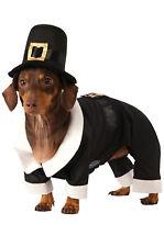 Brand New Colonial Pilgrim Boy Pet Dog Costume