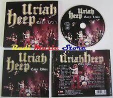 CD URIAH HEEP Easy livin 2007 IT WHY IT GOLD 24 ITALY NO lp mc dvd vhs