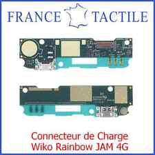 Connecteur de Charge Micro USB réseau pour WIKO RAINBOW JAM NOIR 4G - Original