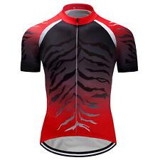 2018 NOUVEAU HOMME ÉQUITATION vêtement manches courtes vélo HAUTS MAILLOTS