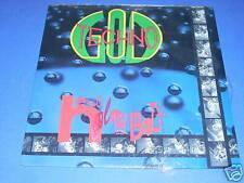 "Techno God ""Hemo Glow Ball"" Vinyl LP Factory Sealed"