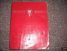 1990 Cadillac ELDORADO & SEVILLE Shop Service Repair Manual DEALERSHIP BOOK OEM