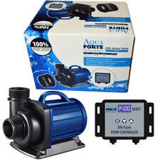 AquaForte DM Vario 10000 20000 30000 regelbare Teich Filter Bachlauf Pumpe Koi