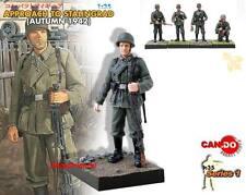 DRAGON 1:35 WW2 German Soldier Diorama STALINGRAD MG34 PAINTED FIGURE CD_2