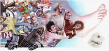 Monty Python Python's Flying Circus Fine Art Tribute Lithograph & Canvas Artwork